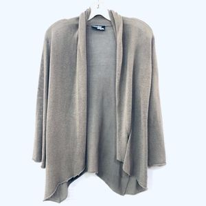 Wooden Ships Womens Cotton Cardigan Brown